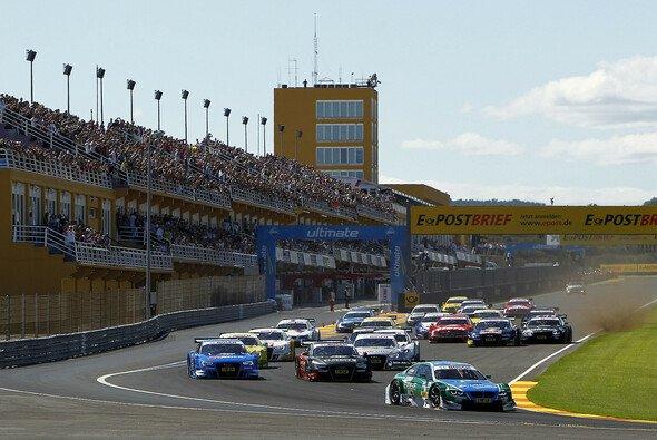 Kalenderänderung: Die DTM gehört in Valencia 2013 der Vergangenheit an