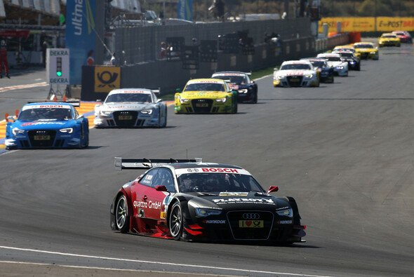 Gibt Audi 2013 wieder den Ton an? - Foto: RACE-PRESS