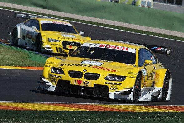 Dirk Werner will mit Schnitzer den Teamtitel holen - Foto: RACE-PRESS