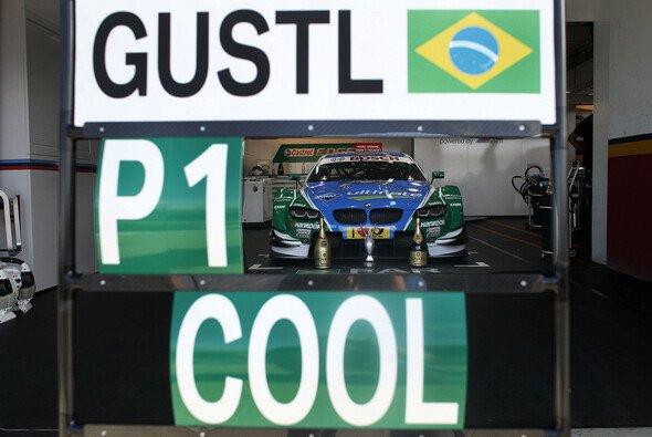 Die BMW-Teams feierten Farfus' Sieg mit Testfahrten, er selbst mit einem Instruktorprogramm