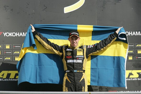 Jimmy Eriksson fährt 2013 in der GP3