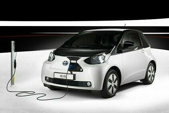 Toyota beweist Sinn für die Umwelt - Foto: Toyota