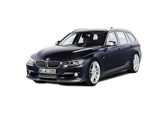 Der BMW 3er Touring by AC Schnitzer vereint BMWs neue Raumordnung mit einem ausgefeiltem Tuning-Konzept - Foto: AC Schnitzer