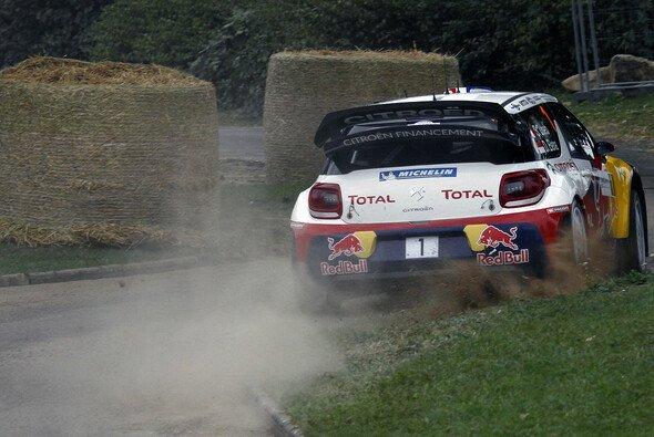 Sebastien Loeb kann in Frankreich wieder Weltmeister werden
