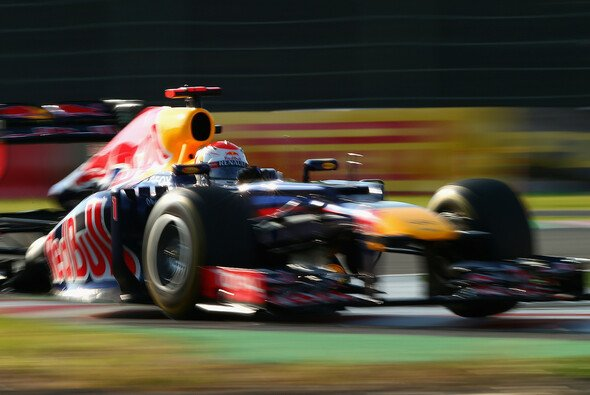 Red Bull zeigte in Japan auf, aber wieso? - Foto: Red Bull