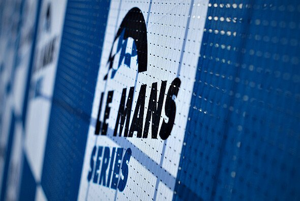 Bloß Rahmenprogramm: die europäische Le-Mans-Serie 2013