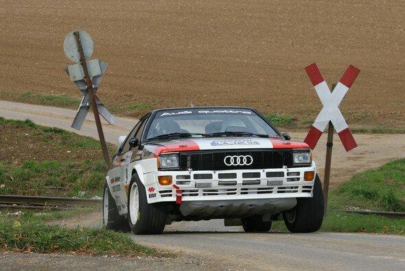 Das Rallye Masters startet 2013 bei acht Events