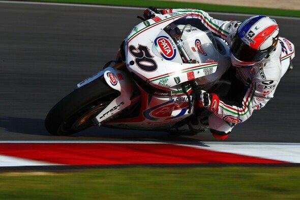 Sylvain Guintoli fuhr 2012 für Effenbert Liberty Racing und das PATA Racing Team