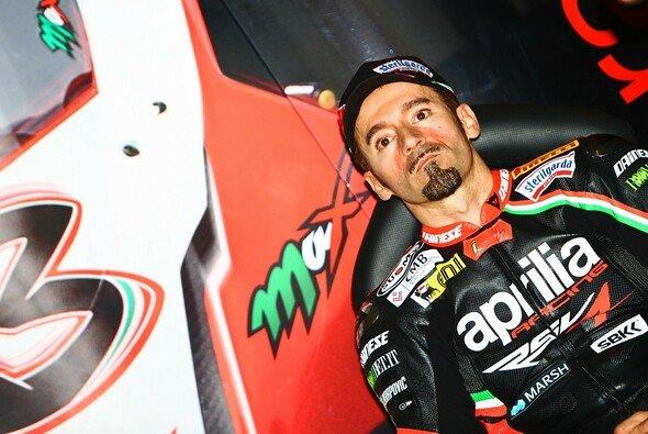 Max Biaggi holte auf Aprilia sechs Weltmeistertitel