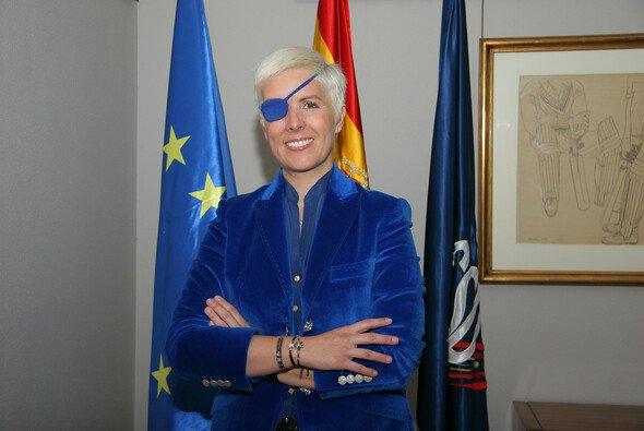 Maria de Villota kämpft für die Sicherheit und Frauen im Motorsport