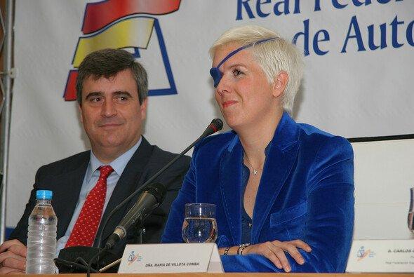Maria de Villota wurde in Madrid erneut operiert
