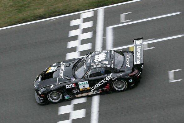 Das GT Masters-Siegerauto von Götz und Asch kann man in Essen bestaunen