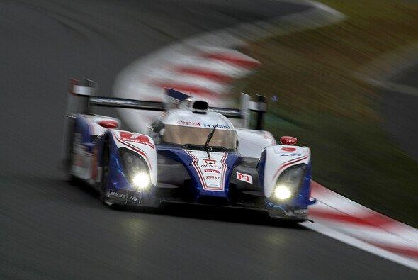 Alex Wurz holte für Toyota die Pole in China