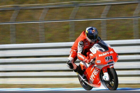 Jonas Folger legte einen guten Start ins Malaysia-Wochenende hin - Foto: KTM