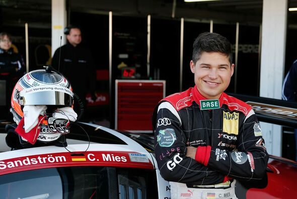 Christopher Mies fuhr in Down Under zu P5 - Foto: ADAC GT Masters