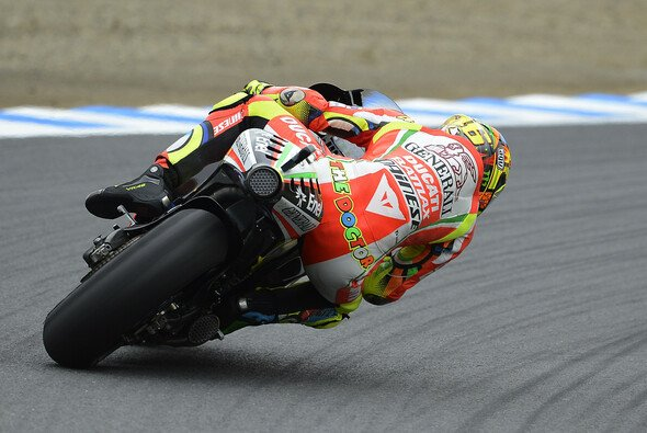 Valentino Rossi hofft, dass er im Rennen in Malaysia besser ist als bei den Testfahrten auf der Strecke