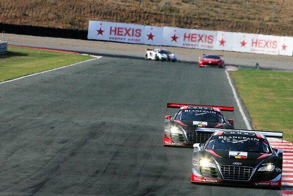 Es wird noch etwas Zeit vergehen, ehe die GT3-Sportwagen in Navarra zum Marathon antreten
