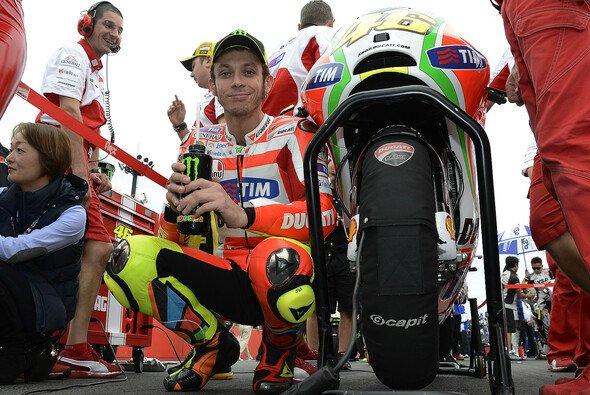 Valentino Rossi outete sich als Superbike-Fan und hat genaue Vorstellung beider Serien