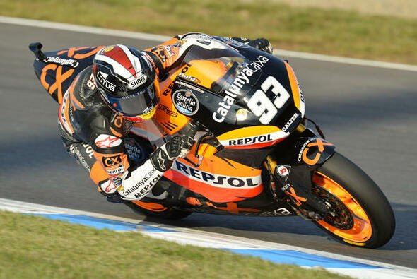 Marc Marquez sicherte sich den Titel in Down Under - Foto: Suter Racing