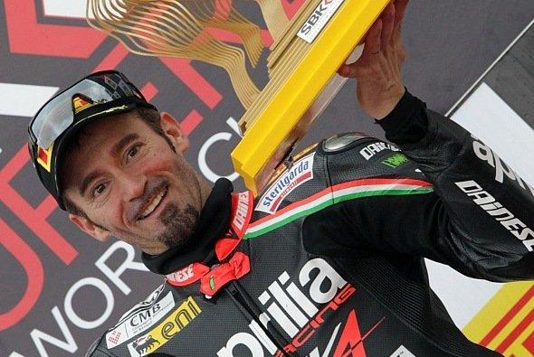 Das wars: Max Biaggi tritt zurück