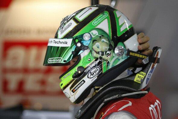 Timo Scheider denkt nicht daran, den Helm an den Nagel zu hängen