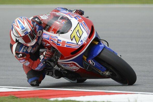 James Ellison hatte mit mehr Zeit in der MotoGP gerechnet