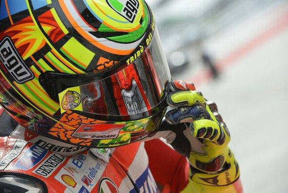 Valentino Rossi mag die australische Strecke - Foto: Milagro
