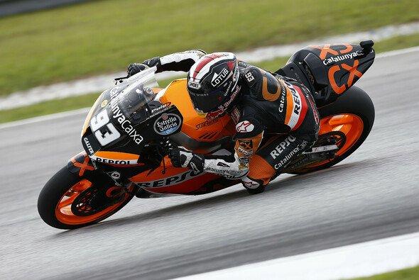 Marc Marquez hat in der Moto2 ewas über Konstanz gelernt