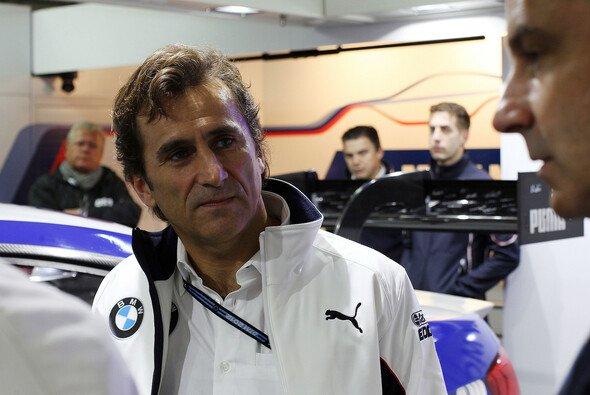 Zanardi dementiert BMW-Cockpit 2013