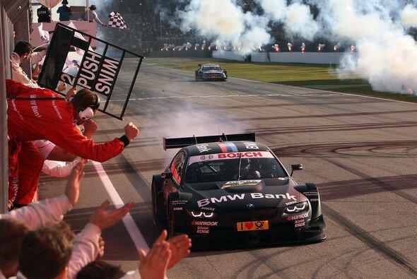 BMW räumte in der Comeback-Saison alles ab