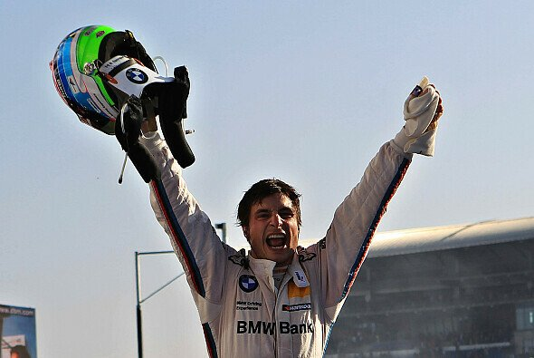 Am Ziel aller Träume: Bruno Spengler ist DTM-Meister 2012