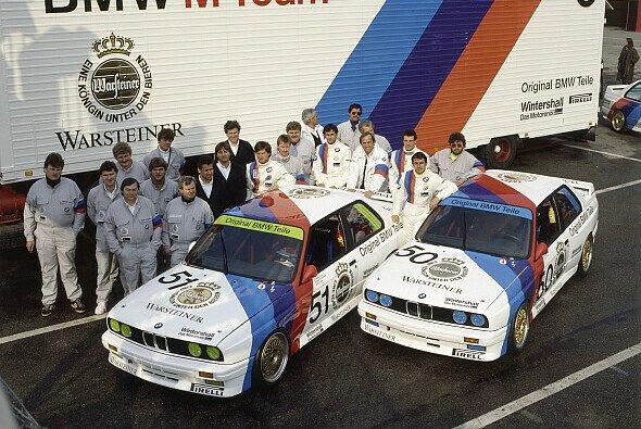Schnitzer Motorsport: Eines der größten Teams in der deutschen Motorsportgeschichte - Foto: BMW