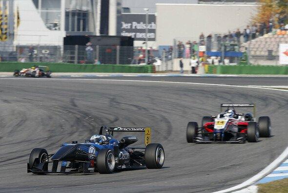 Van Amersfoort rüstet sich für die neue Formel 3 EM