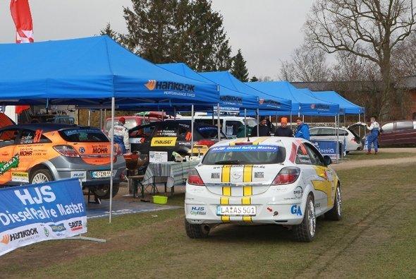 Die HJS Diesel Rallye Masters ist Geschichte