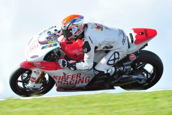 Mike di Meglio startet zum letzten Mal für Kiefer Racing