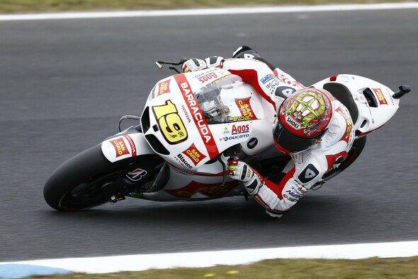 Alvaro Bautista ist bei 49 MotoGP-Starts noch ohne Sieg