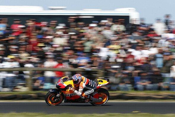 Casey Stoner fährt in Valencia sein letztes MotoGP-Rennen
