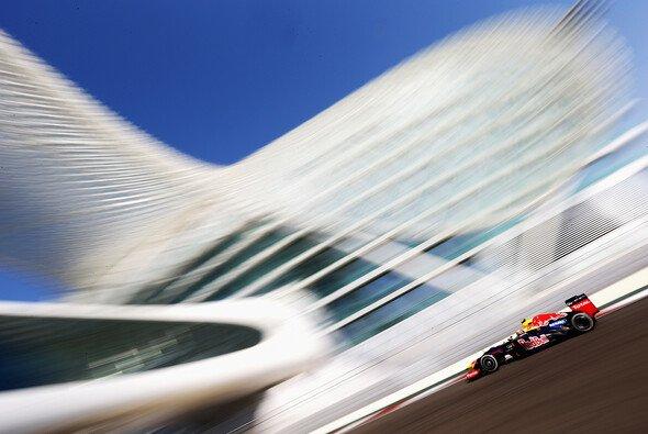 Viel Zeit zum Genießen der schönen Aussicht hatte Mark Webber am Freitag nicht