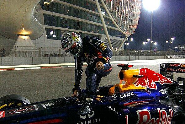 Sebastian Vettel kam nicht aus eigener Kraft zurück an die Box