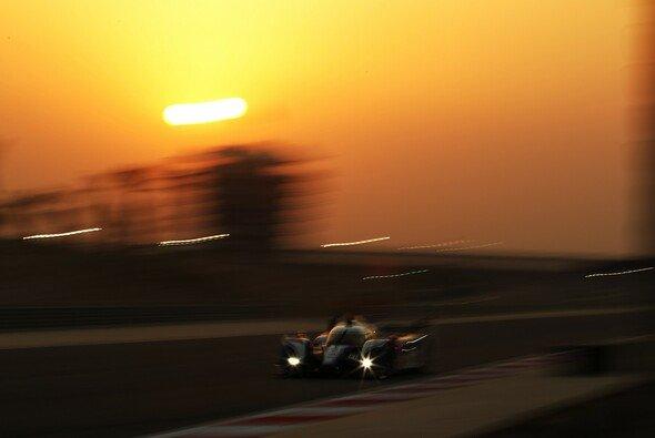 Herrliche Impressionen garantiert: Licht- und Schattenspiele bei den sechs Stunden von Bahrain