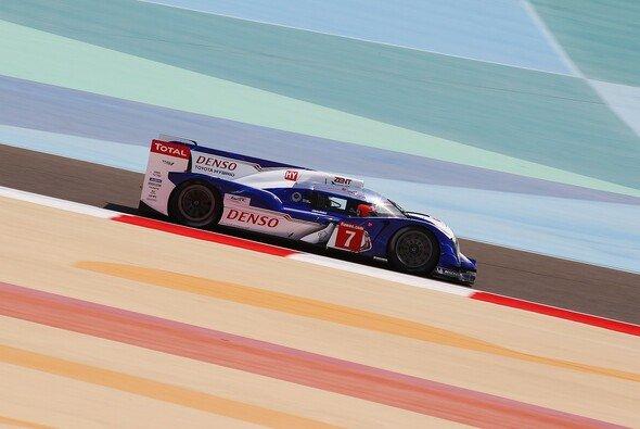 Ein Toyota-Renner im vergangenen Jahr beim Lauf in Bahrain