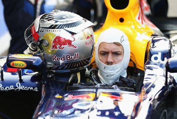 Sebastian Vettel fand es hilfreich, dass die Konstanz dieses Jahr allgemein nicht groß war