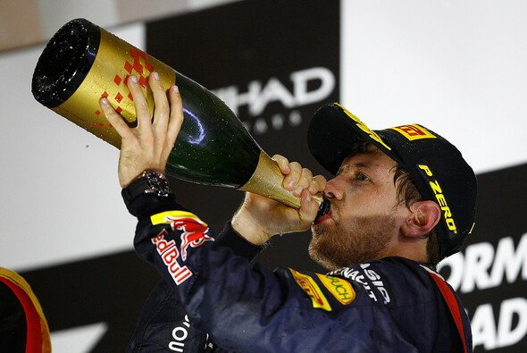 Die große Sause steht laut Danner erst in Brasilien an - Foto: Red Bull