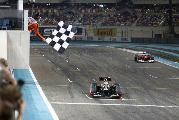 Kimi Räikkönen ist am besten, wenn er sich nur aufs Fahren konzentrieren kann