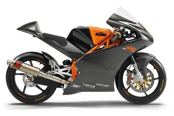 KTM bringt ein Motorrad für alle interessierten Kundenteams