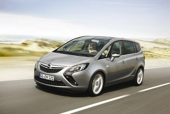 Der Opel Meriva konnte mit seinem Design und den inneren Werten überzeugen