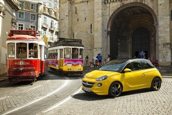 Ab dem Frühjahr 2013 rollt der neue Opel ADAM zu den Händlern und auf die Straße