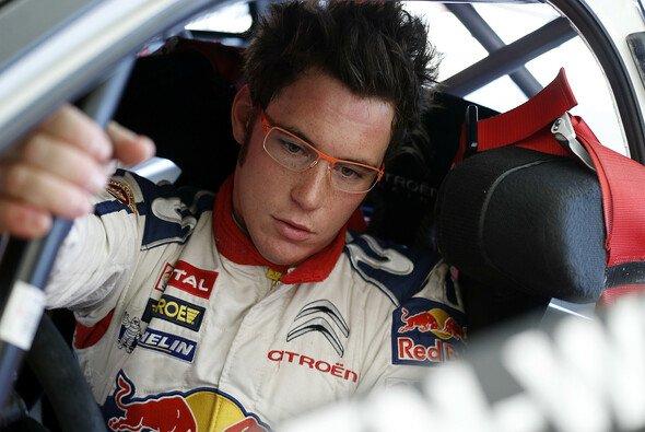 Thierry Neuville schielt noch nicht auf einen Aufstieg ins Citroen World Rally Team