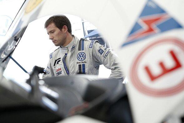 Sebastien Ogier zeigte sein Können beim Race of Champions in Bangkok - Foto: Volkswagen Motorsport