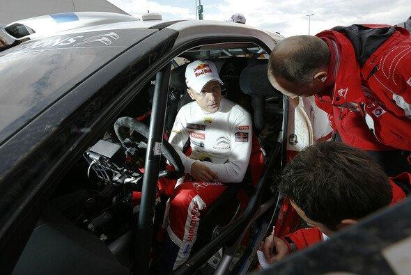Mikko Hirvonen wird alle Rallyes bestreiten und um den Weltmeistertitel kämpfen